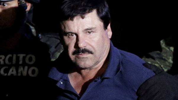'El Chapo' dreamed of biopic for years before capture, says trial witness