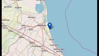 Terremoto, oggi scuole chiuse a Ravenna