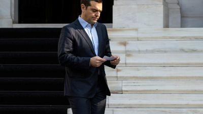 Grèce: Tsipras affaibli demande la confiance du Parlement