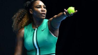Open d'Australie - Serena en 49 minutes pour son retour