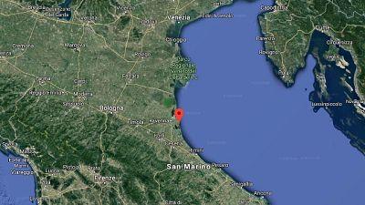 Sisma Romagna,3 lievi scosse nella notte