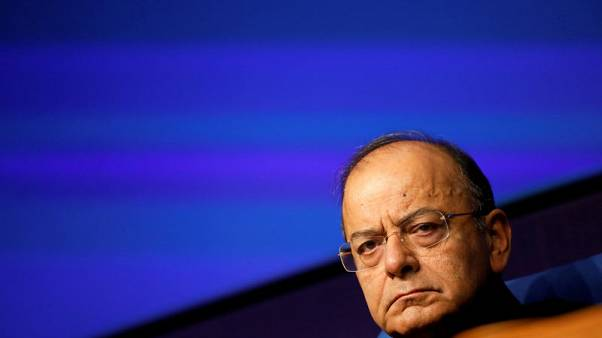 "India finance minister goes for ""medical check up"" in U.S. - sources"
