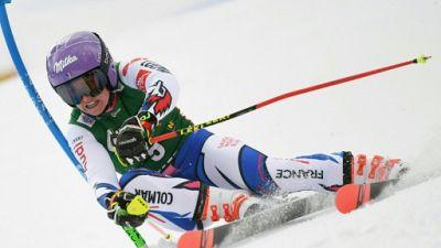 Ski alpin: reprise de l'intense lutte pour le globe de géant, à Kronplatz