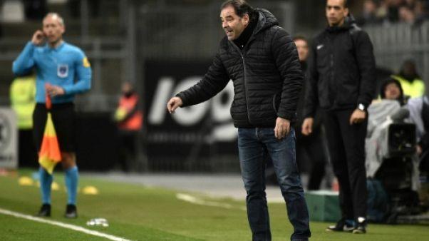 Match en retard de L1: Angers-Bordeaux, la zone rouge dans le rétroviseur