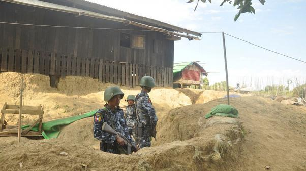 The insurgents plunging Myanmar's Rakhine back into chaos