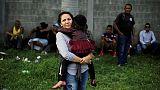 موجة جديدة تضم مئات المهاجرين من هندوراس تنطلق باتجاه أمريكا
