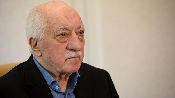 Turkey orders arrest of nearly 200 people over suspected Gulen ties, Hurriyet says