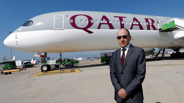 Qatar Airways CEO - not interested in Jet Airways as backed by 'enemy' state