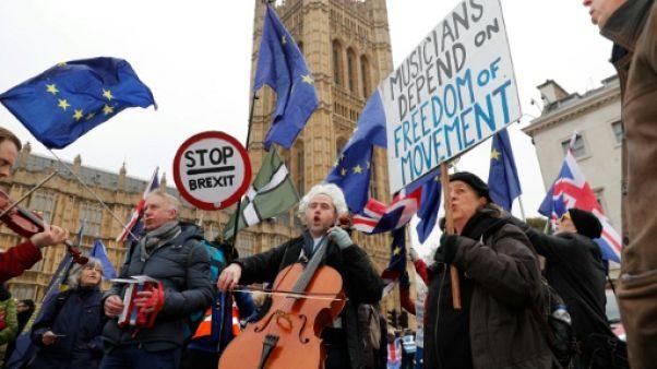 Devenir allemand, la parade de juifs britanniques au Brexit