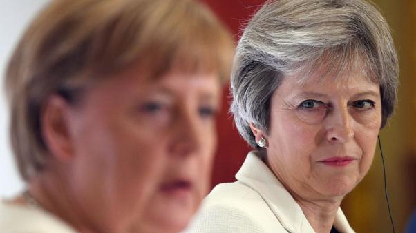 متحدث: ميركل لم تقدم ضمانات إضافية لماي بشأن الخروج من الاتحاد الأوروبي