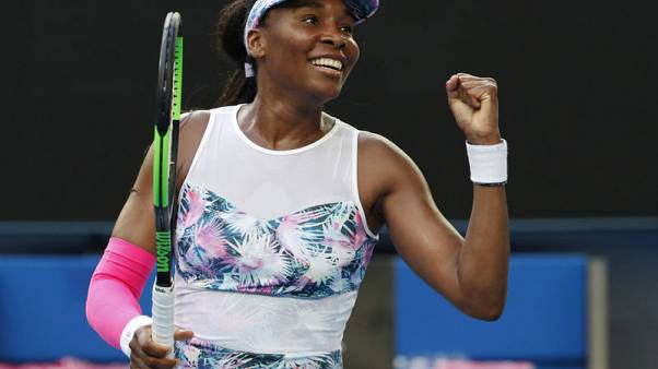 Venus Williams secures come-from-behind win