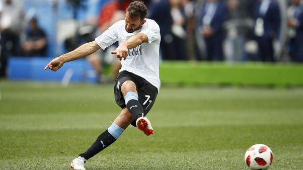 Barca set to swoop for prolific Uruguayan Stuani - media