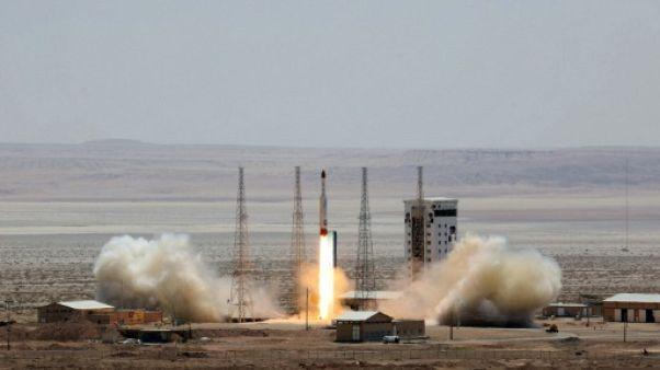 Échec du lancement d'un satellite par l'Iran