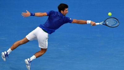 Open d'Australie: Djokovic rejoint Tsonga