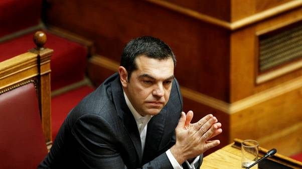 Greek PM set to squeak through confidence motion over Macedonia deal