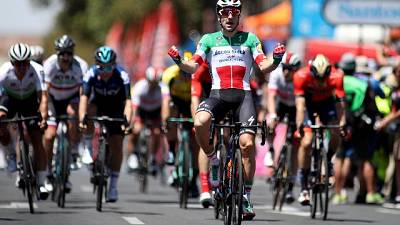 Down Under, Viviani vince in Australia