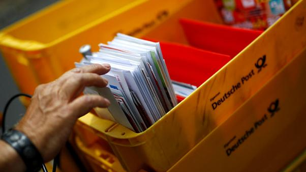 Deutsche Post says price hikes in Germany could be lower than expected