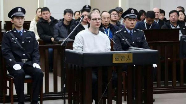 Canadien condamné à mort: la Chine ferme face à Trudeau