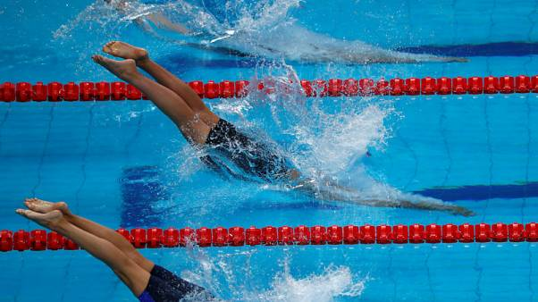 FINA clears swimmers to compete in independent events