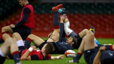 Rugby: Galles sans Faletau, mais avec Navidi et Halfpenny