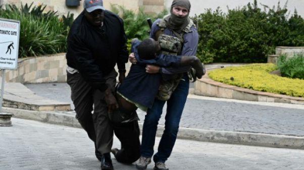 Kenya: explosion et coups de feu dans un complexe hôtelier de Nairobi