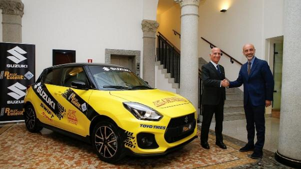 Svelato a Milano il Rally Italia Talent