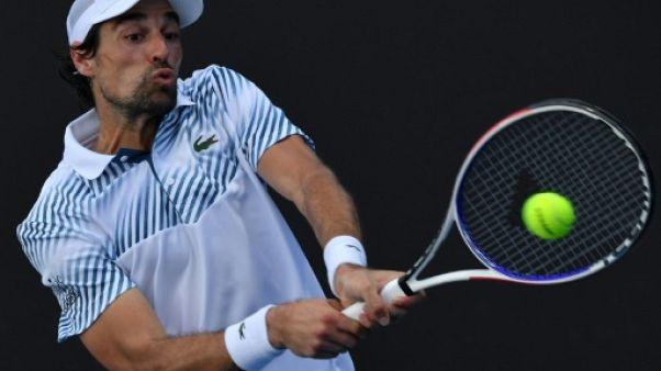 Open d'Australie: Chardy vient à bout de Humbert au super tie-break