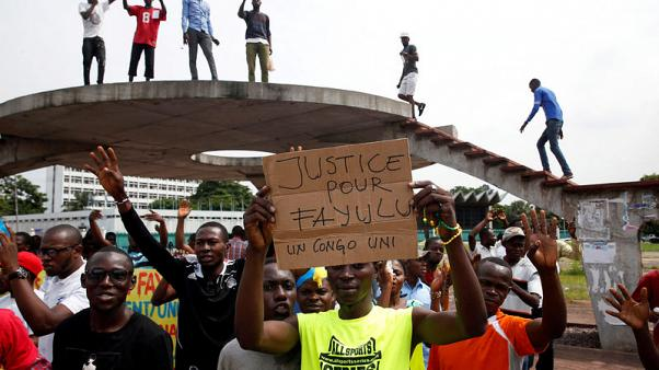 Runner-up in Congo's disputed election launches official appeal