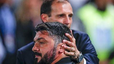 Supercoppa: pronostici dicono Juventus