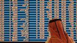 البورصة السعودية ترتفع بدعم البنوك ودبي تتراجع تحت ضغط داماك