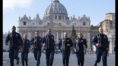 Atletica: Team Vaticano subito su podio