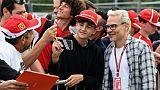 Auto: Jacques Villeneuve lance son programme pour jeunes pilotes