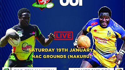 Rugby: Kenya Cup Week 7 Preview