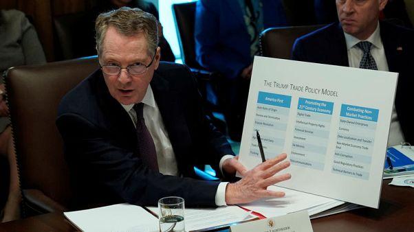 Lighthizer saw no progress on U.S.-China key trade issues - Senator Grassley
