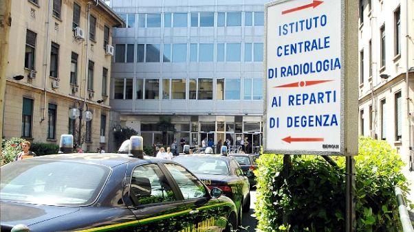Gdf scova 188 'invisibili' in ospedali