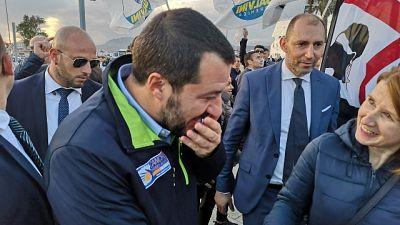 Salvini: quattro tappe in Sardegna