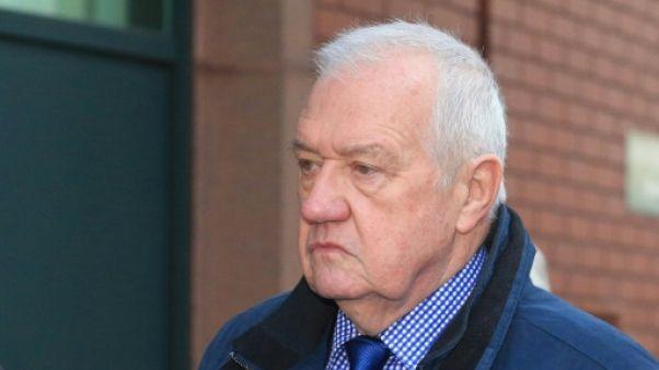 Le commandant de police David Duckenfield à Preston le 14 janvier 2019