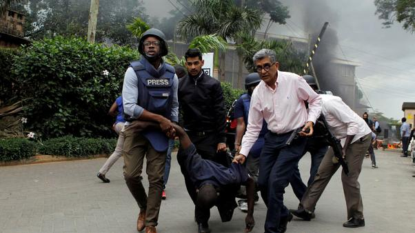 شهود: نقل 6 جثث من مبان قرب فندق شهد هجوما في نيروبي