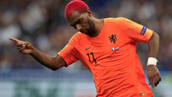 Fulham sign Dutch forward Babel from Besiktas