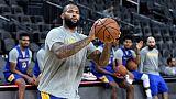 NBA: le retour de Cousins attendu vendredi