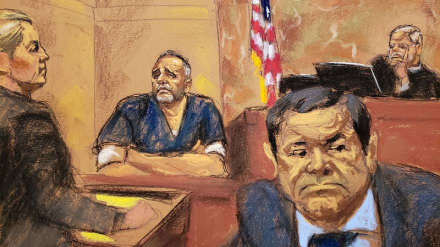 'El Chapo' paid former Mexican president $100 million bribe, witness claims