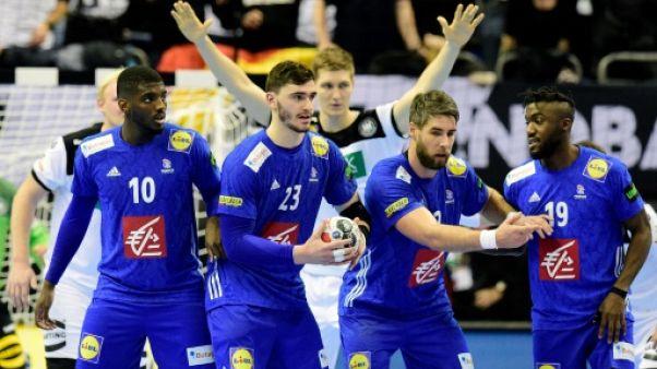 Hand: France, Allemagne, Danemark et Norvège premiers qualifiés