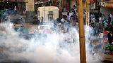 المئات ينضمون لاحتجاجات في حي فقير بالعاصمة السودانية