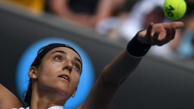Open d'Australie: Garcia au 3e tour sans perdre de temps