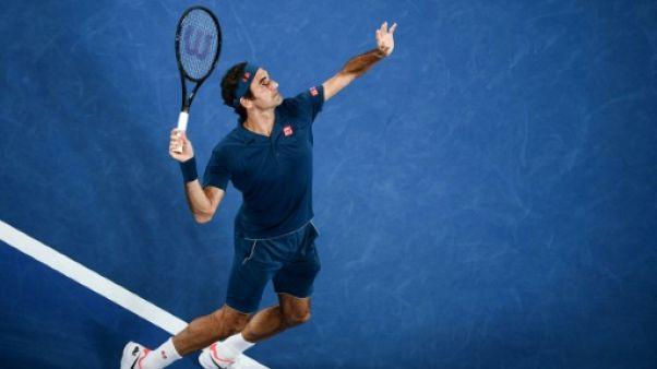 Open d'Australie: Federer programmé en journée
