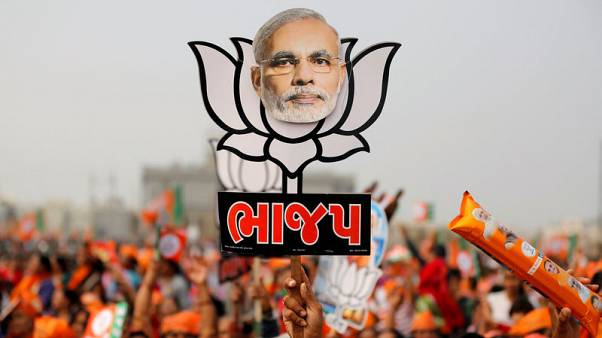 Exclusive - Modi's party wants expansionary economic policy ahead of India election