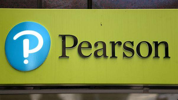 Pearson shares down as core U.S. business revenue stumbles