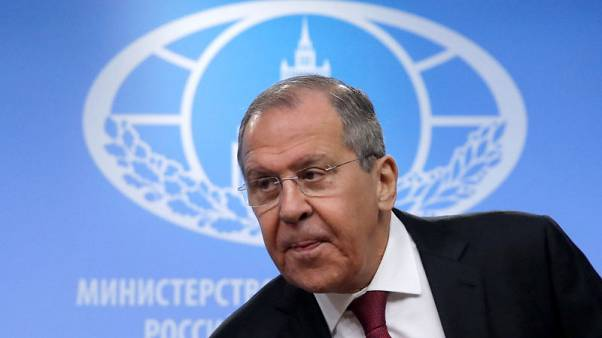 Russia ready to work with U.S. to save INF arms treaty - Lavrov