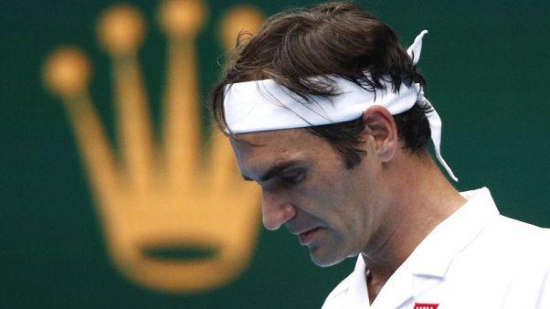 Novak, Rafa and I still Grand Slam favourites - Federer