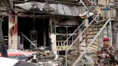 Syrie: 16 morts dont des soldats américains dans un attentat de l'EI